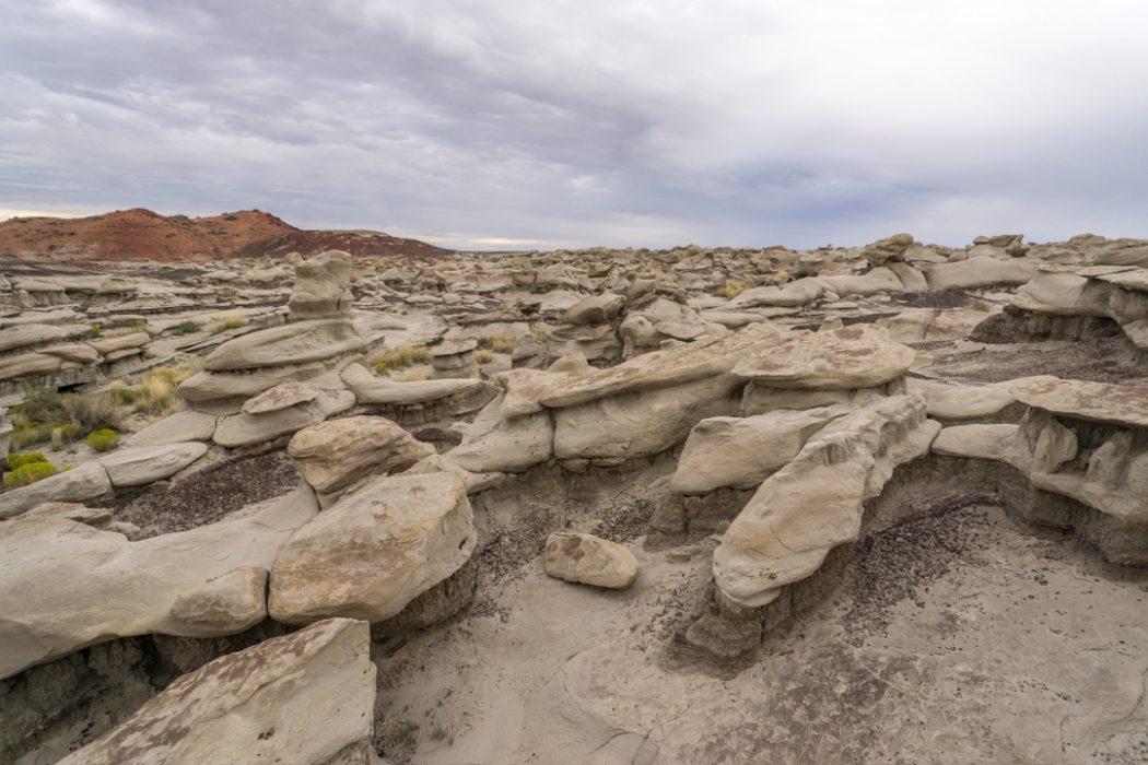 Bisti Badlands Nouveau Mexique-11