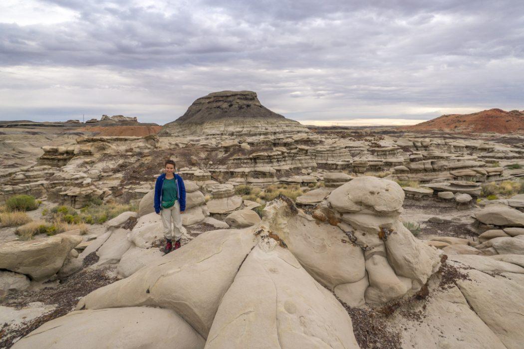 Bisti Badlands Nouveau Mexique-8