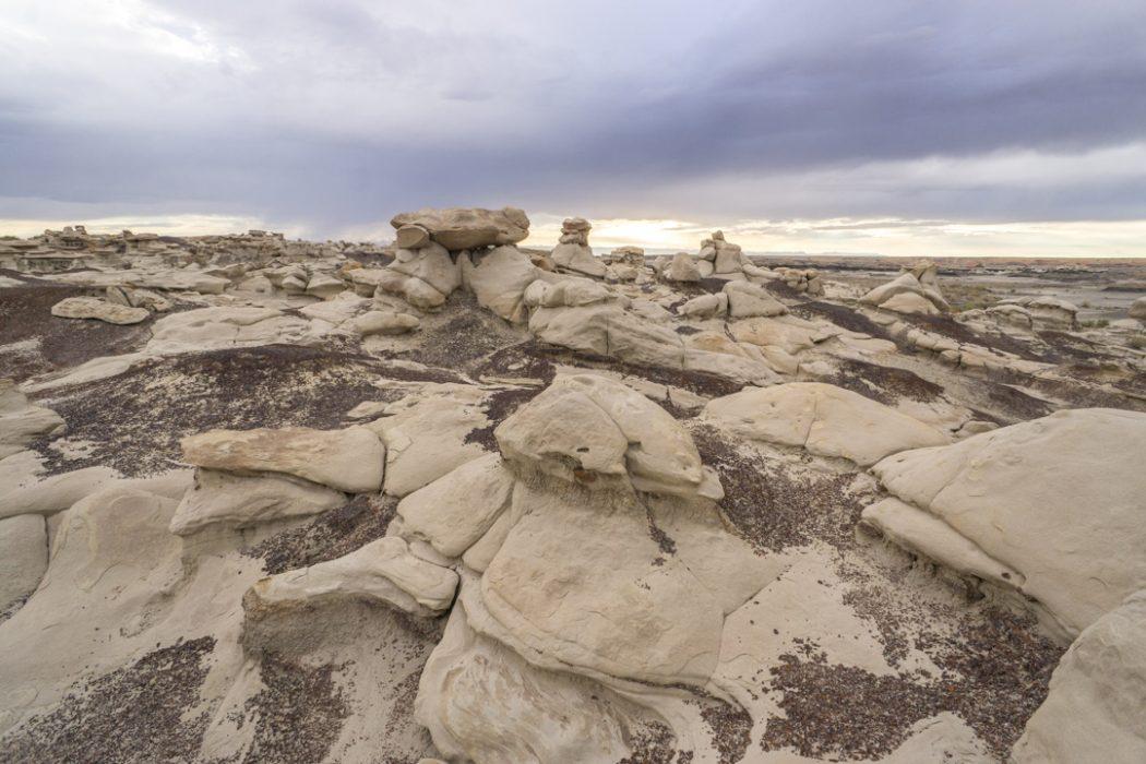 Bisti Badlands Nouveau Mexique-9