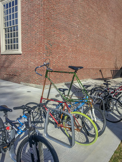 campus Harvard vélo original
