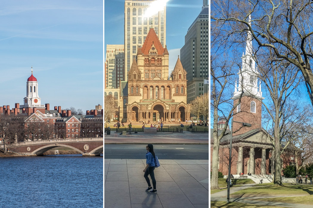 visiter harvard et boston