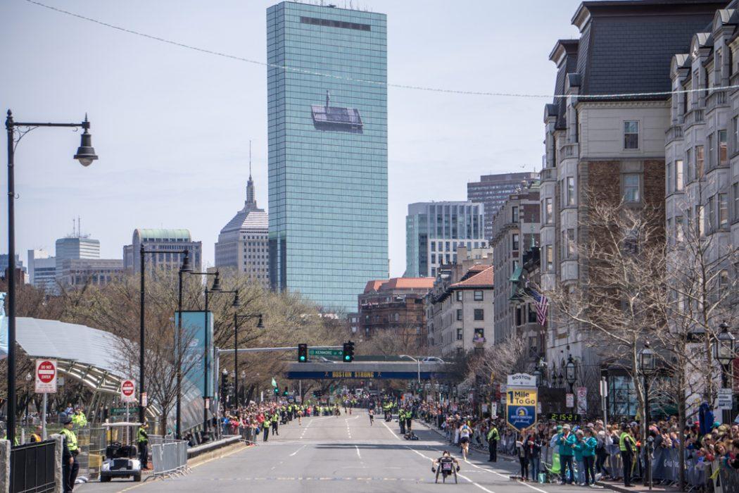 Boston MArathon 2016-2