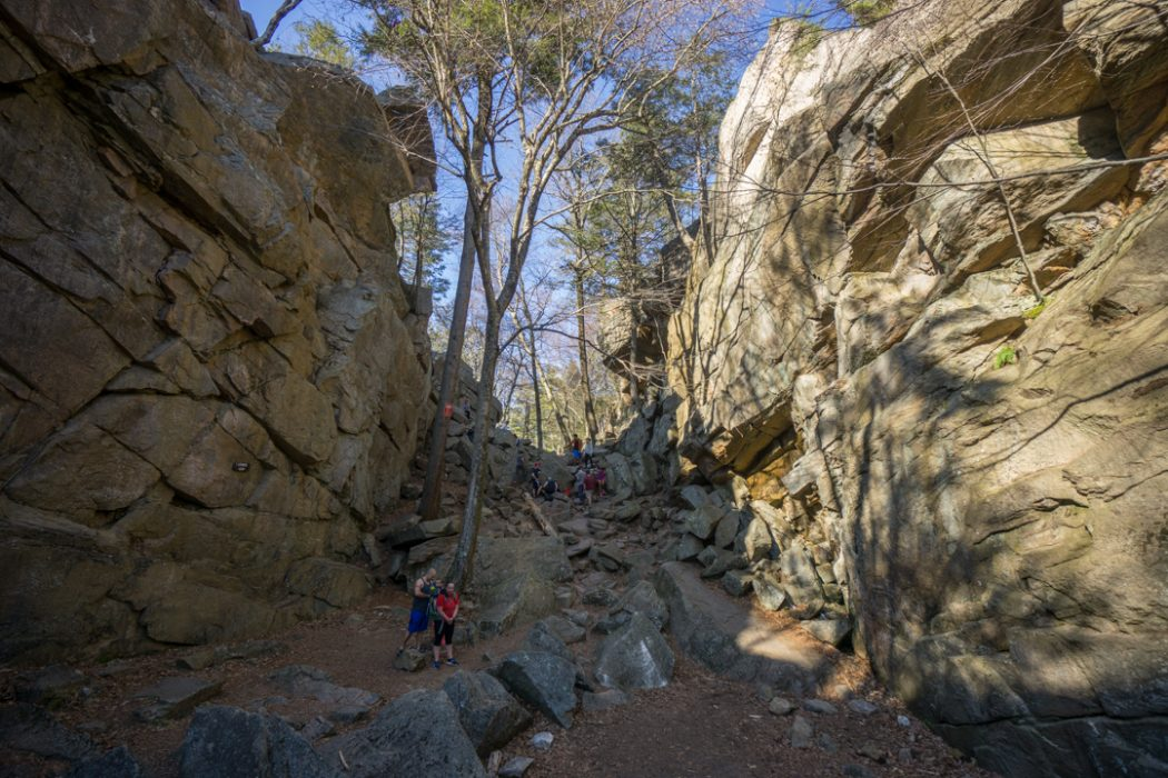 Purgatory Chasm Grand Canyon Nouvelle Angleterre-4