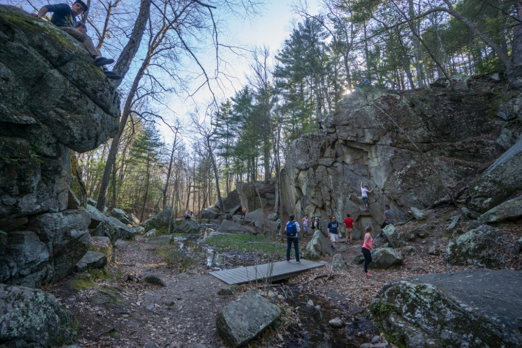 Purgatory Chasm Grand Canyon Nouvelle Angleterre-5