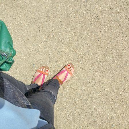 Boston les pieds dans le sable