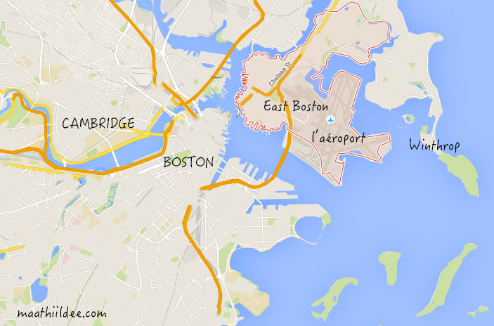 carte boston east boston