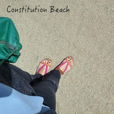constitution beach east boston