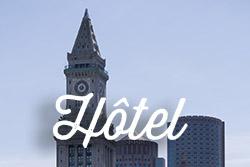Trouver un hôtel à Boston
