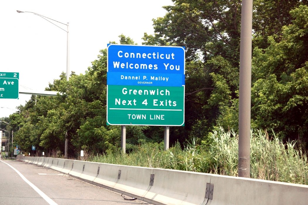 Voyager dans le Connecticut
