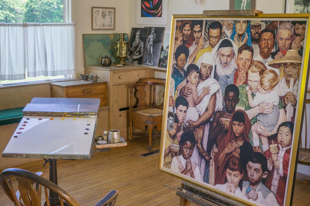 Norman Rockwell Museum Berkshires-9