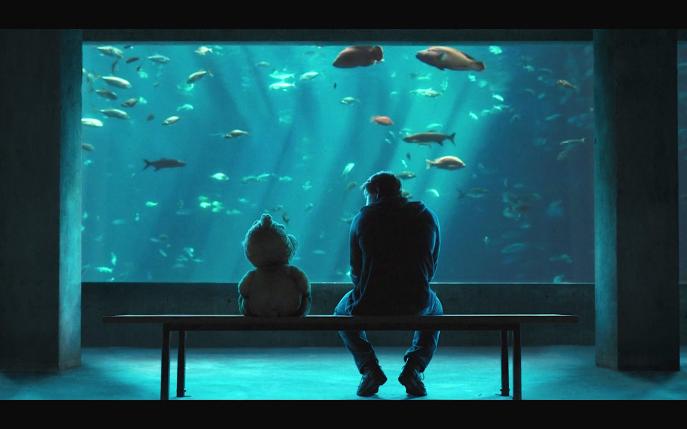 Ted New England Aquarium