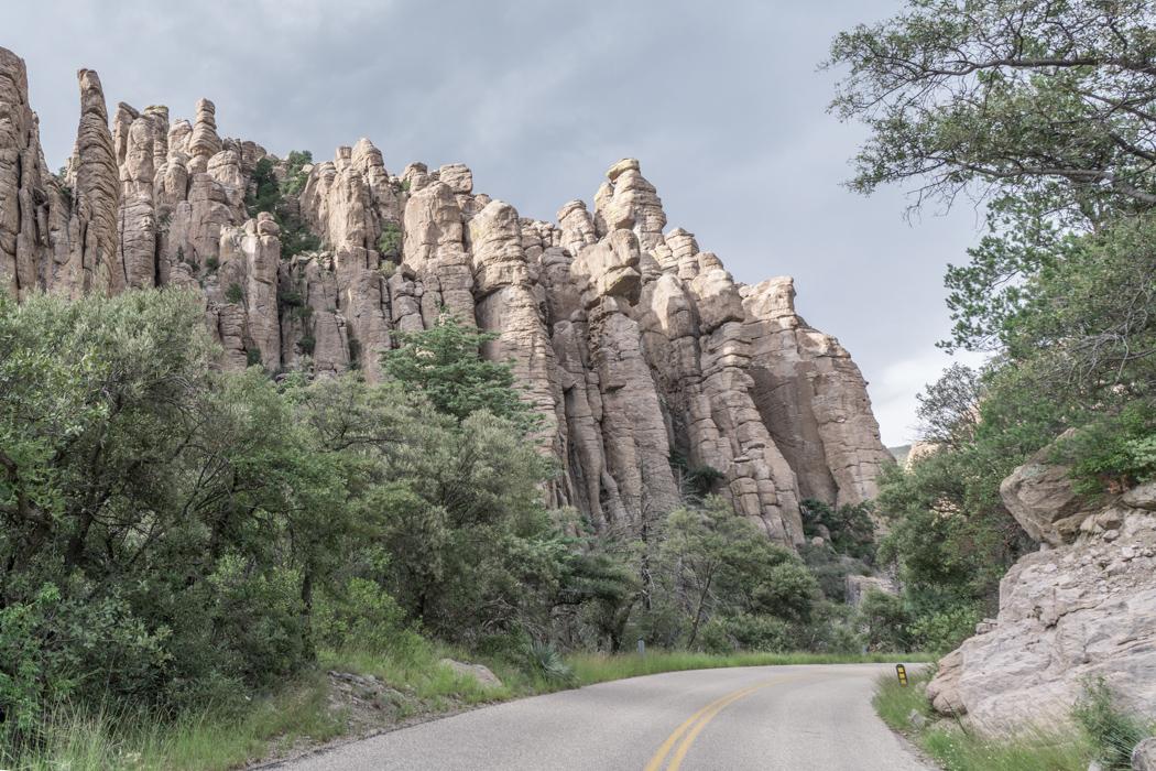 chiricahua arizona road trip