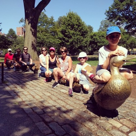 Public Garden Visite