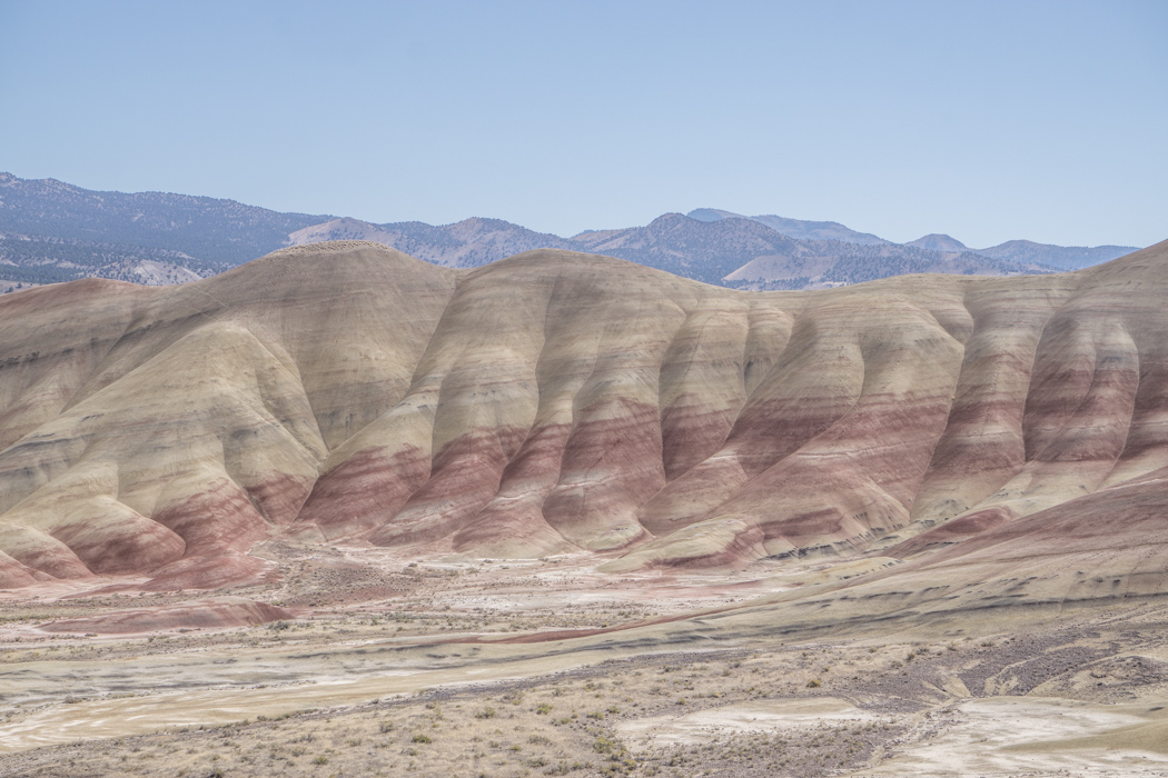 painted hills road-trip-oregon-11