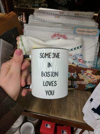 Someone in Boston Loves you