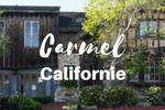 Visiter Carmel