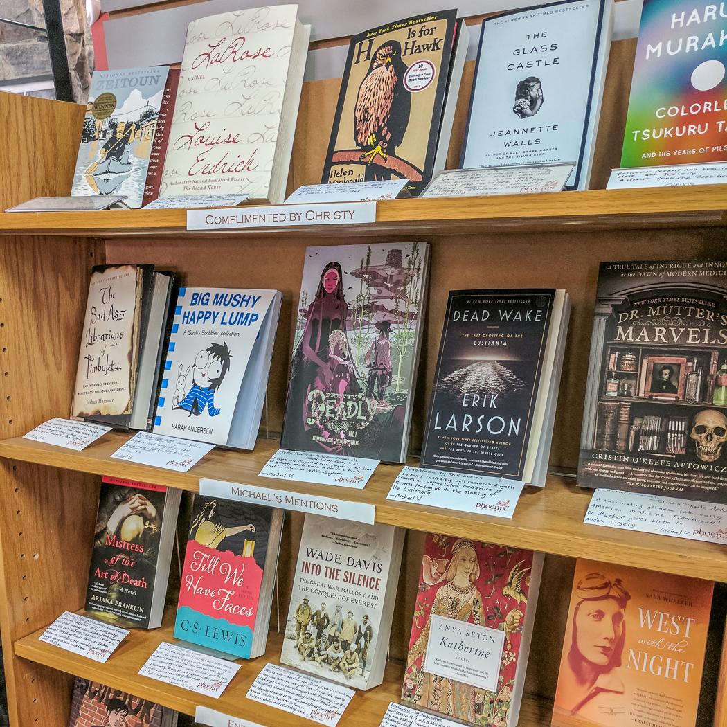 Burlington Vermont bookstore
