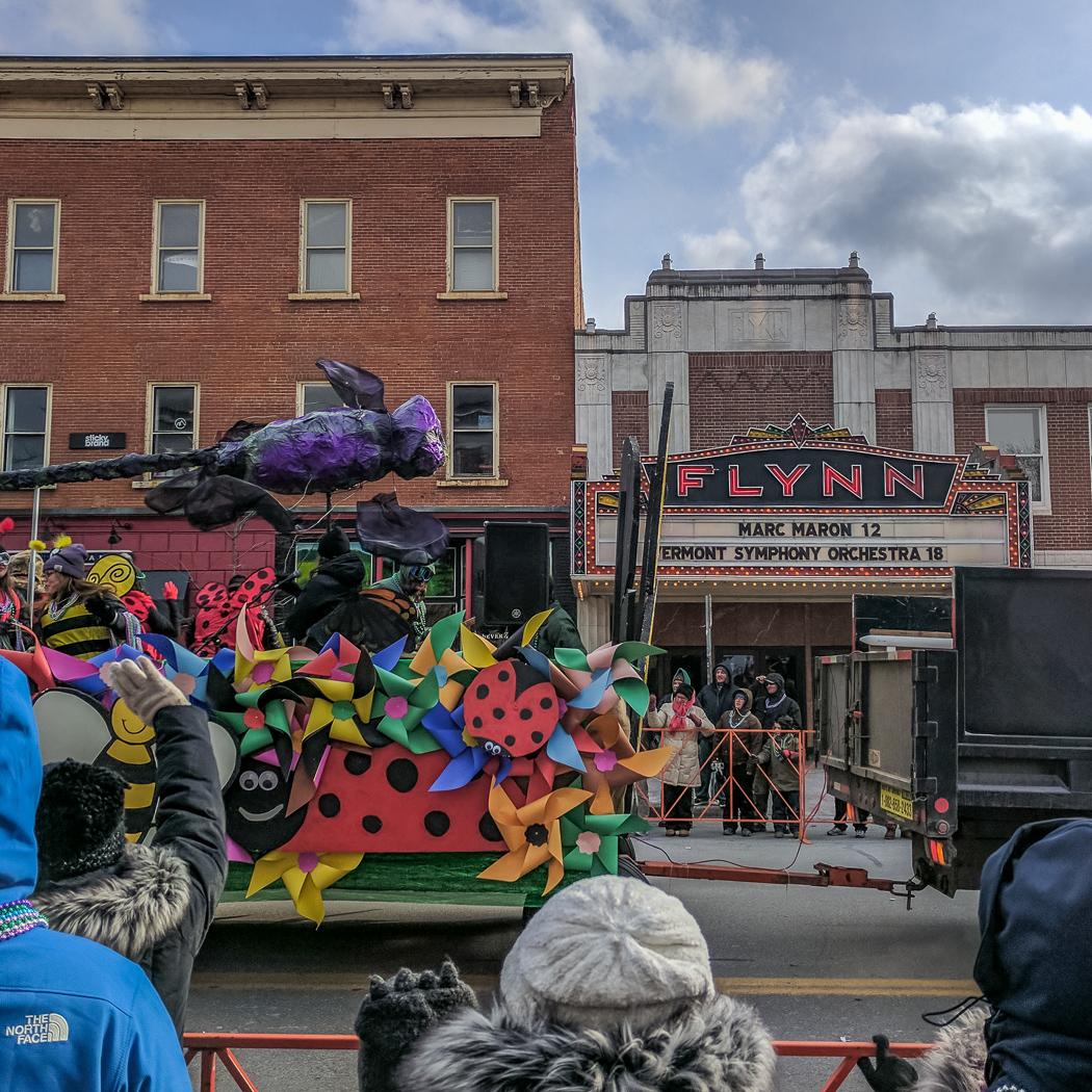 Burlington Vermont Mardi Gras