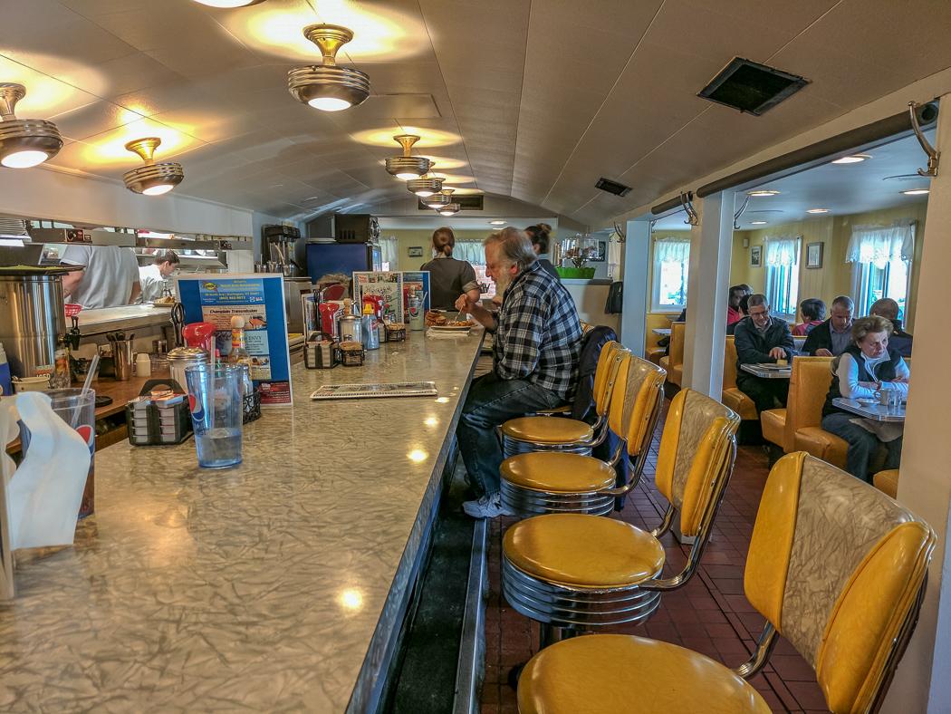 Burlington Vermont diner