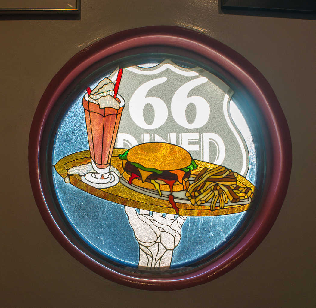 diner americain route 66