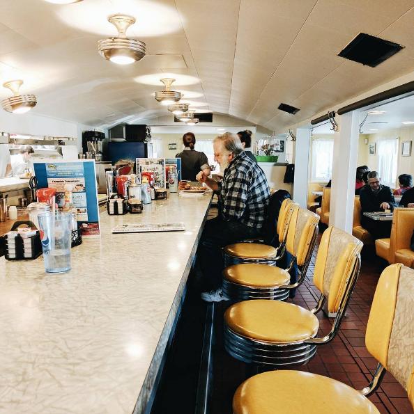 Diner Burlington