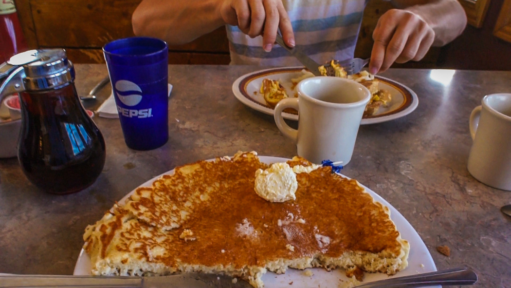 Diner pancake wyoming
