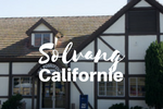Solvang, village danois en Californie