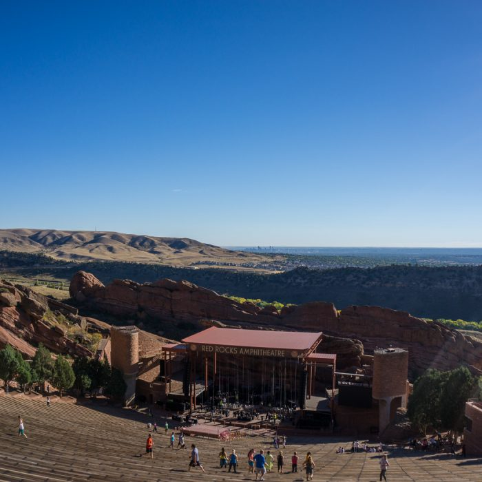 Denver Colorado Red Rocks