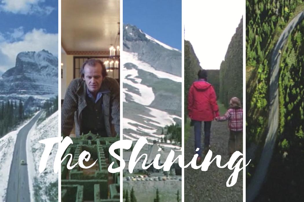 Le lieux de tournage du film The shining