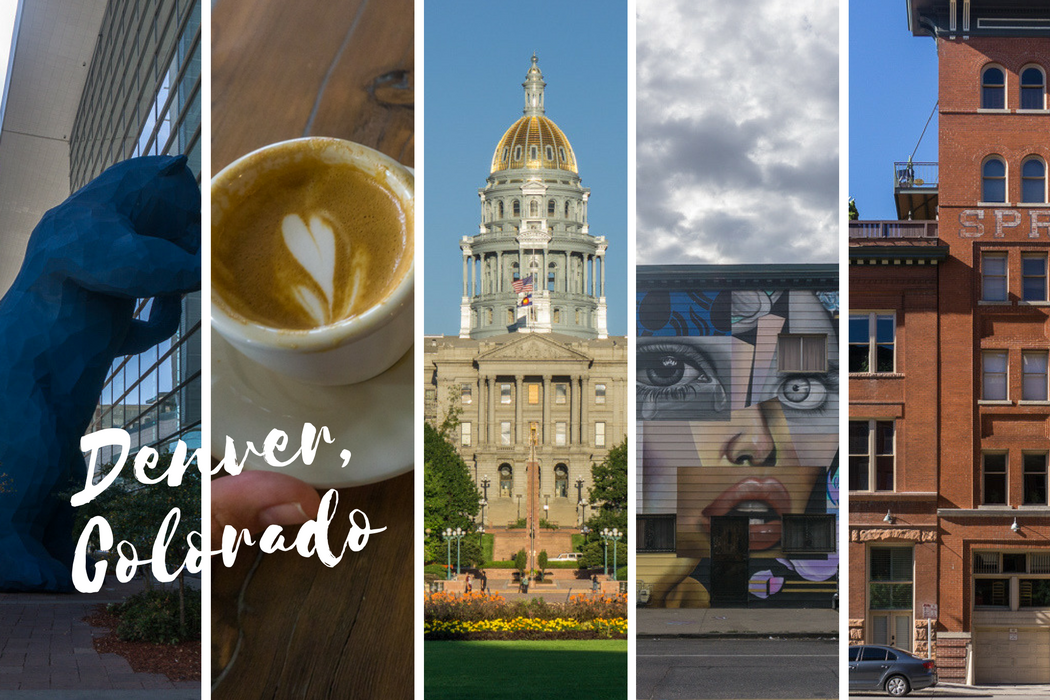 Visiter DEnver Colorado