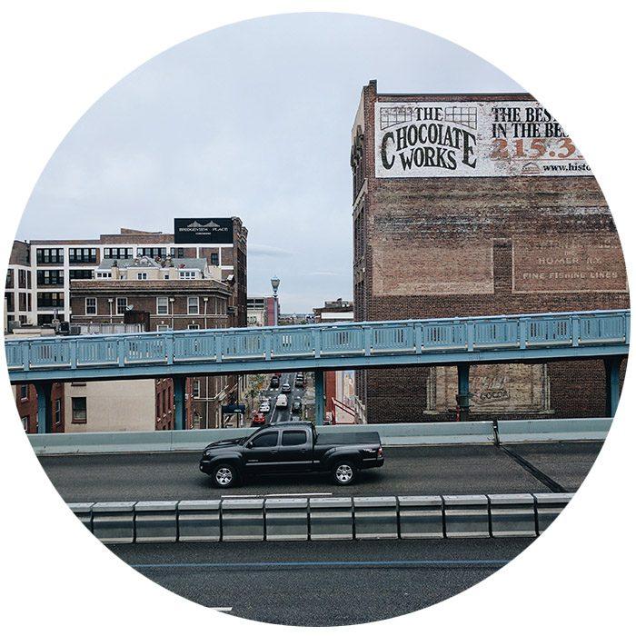 Franklin Bridge Philly