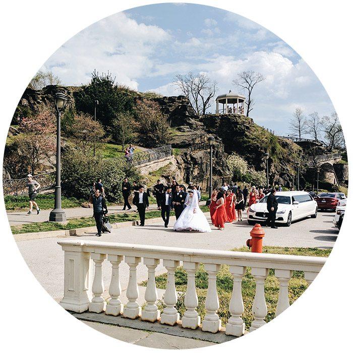 jour de mariage à philly