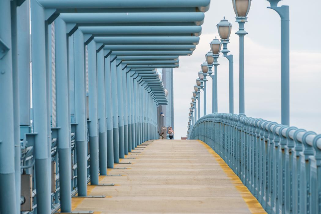 Philadelphie Franklin Bridge 4