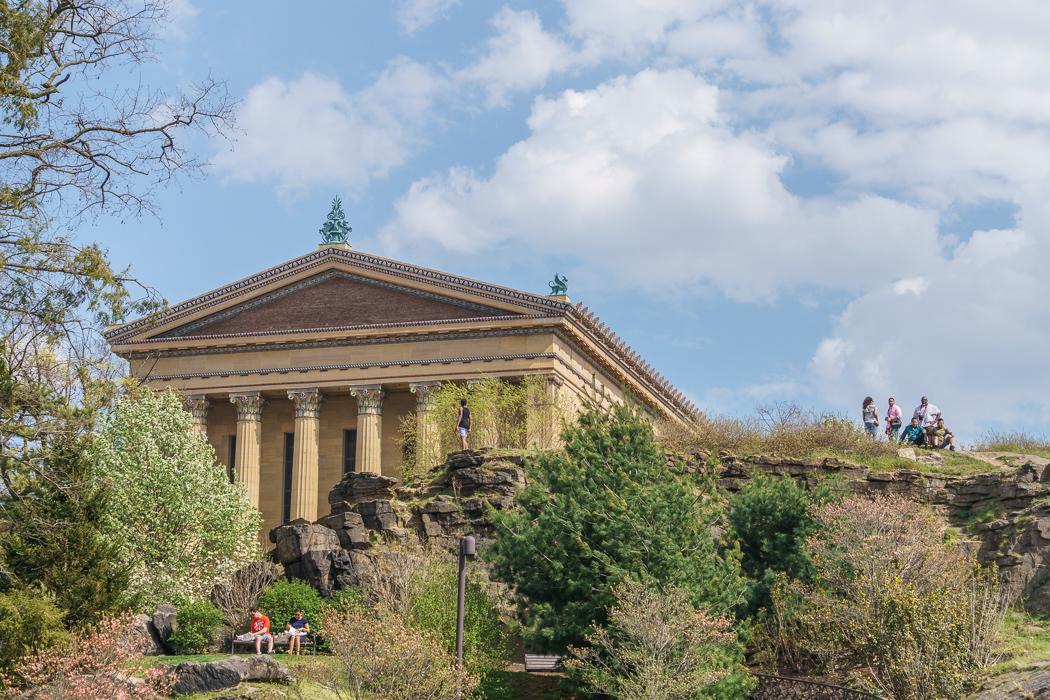 Philadelphie museum of art