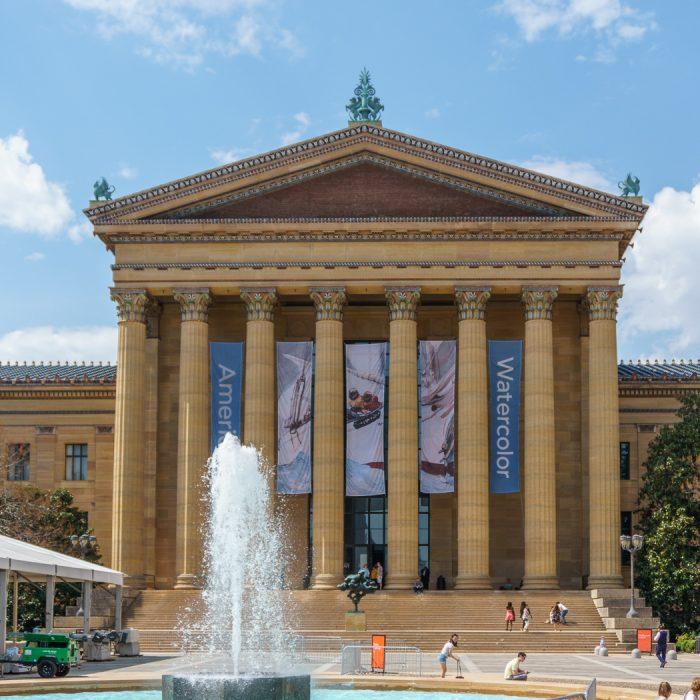 Philadelphie museum of art 1