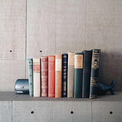 Book Shelf Seattle