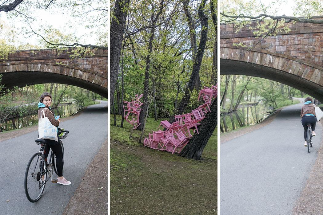 Mathilde Muddy River Boston