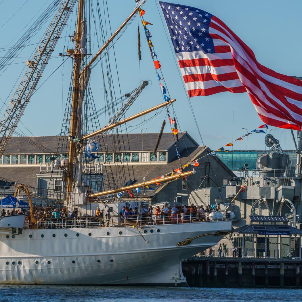 Boston Tall Ships