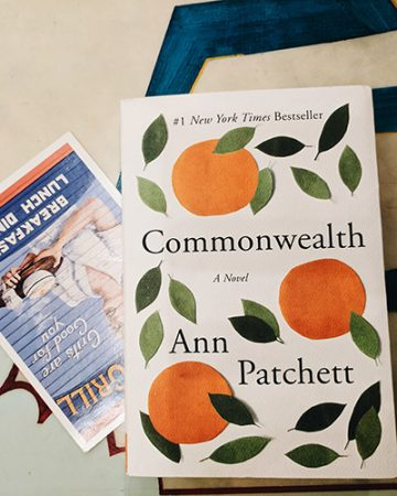Commonwealth Ann Patchett
