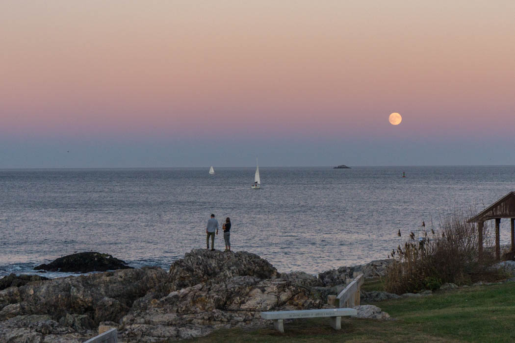Marblehead Moonrise