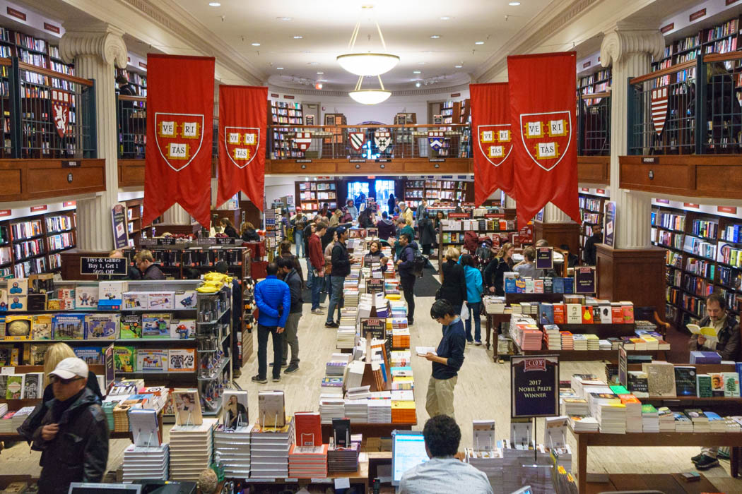 The Coop Harvard Bookstores librairies papeteries Boston-1-3