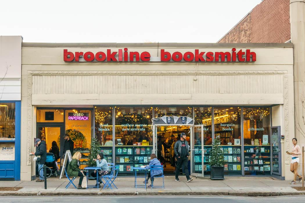 Bookstores librairies papeteries Boston-14