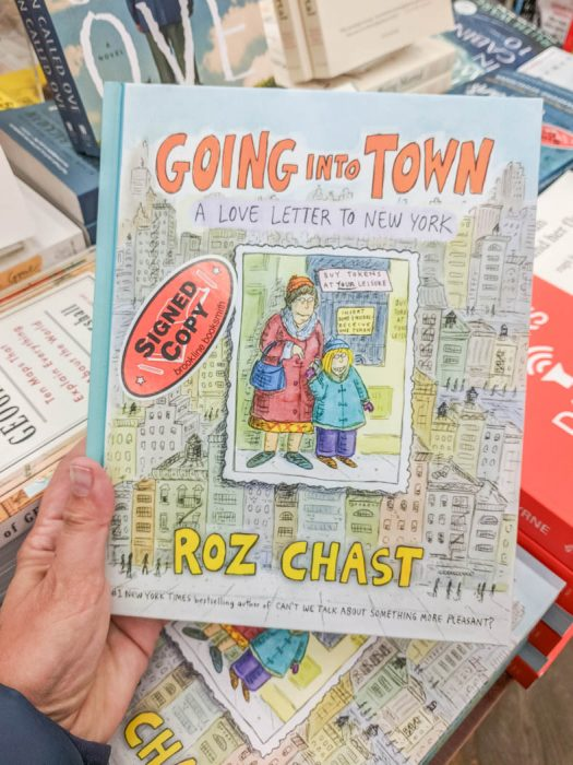 Going to town Roz Chast