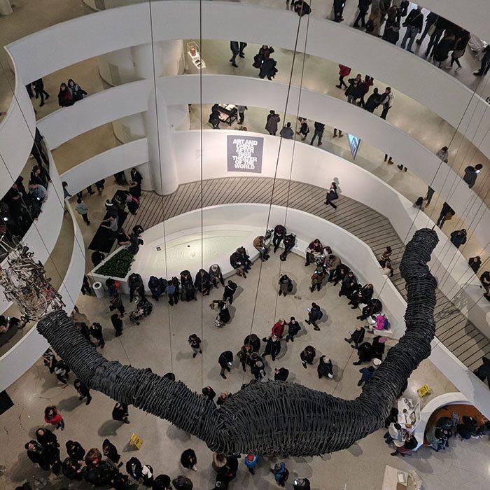 Expo Chine Guggenheim