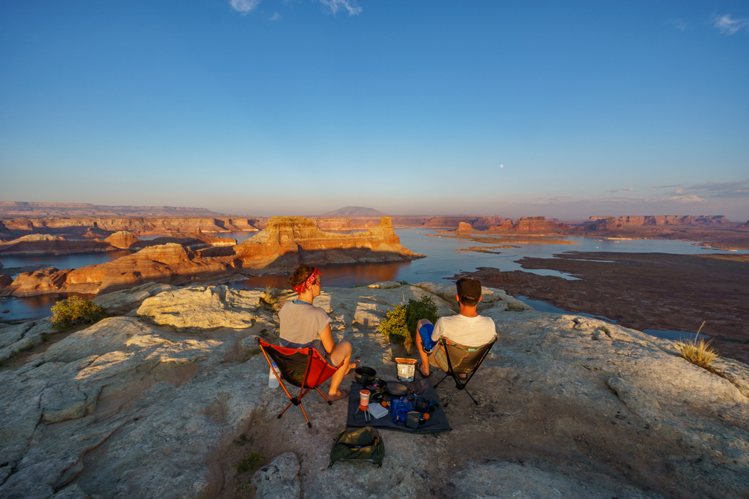 Alstrom Point Lake Powell-3