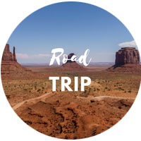 road trip itineraire