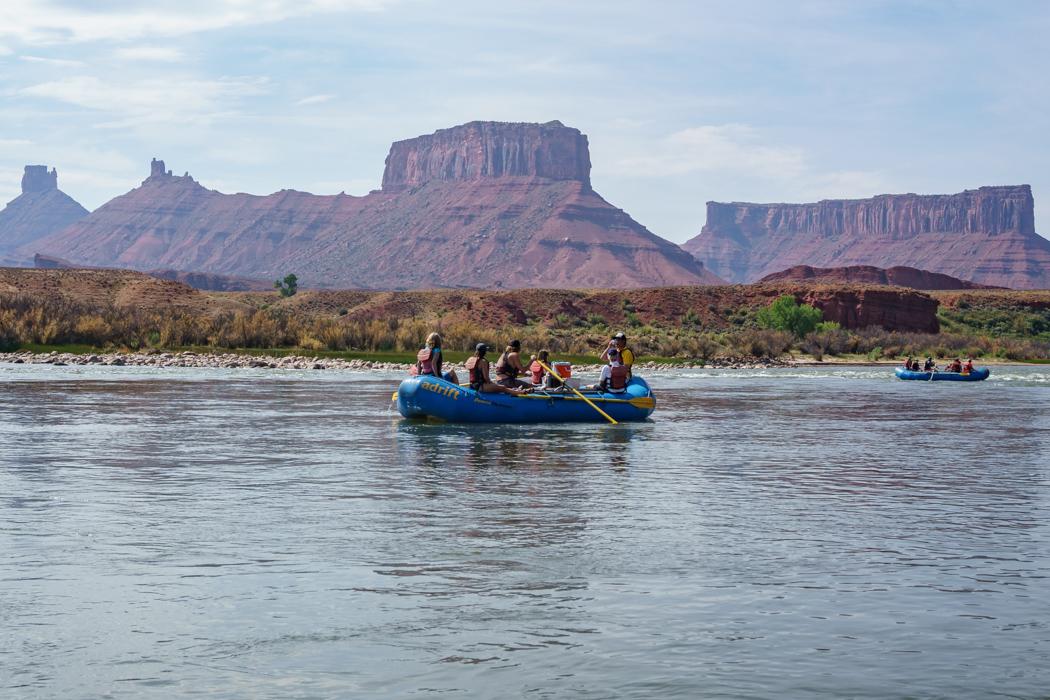 Rafting Moab Utah-6